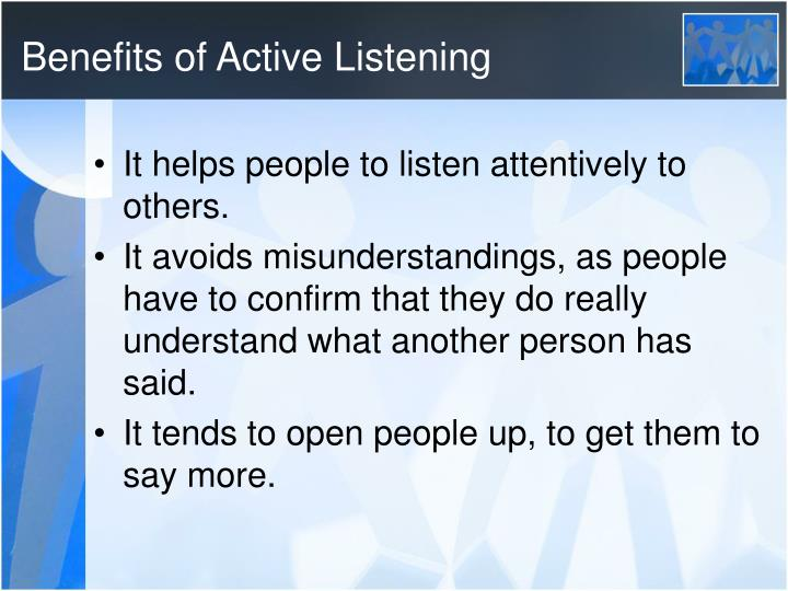 Motivating Employees by Using Effective Listening Skills