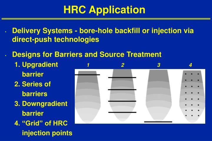 HRC Application