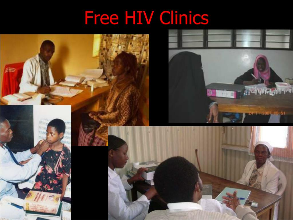 Free HIV Clinics