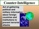 counter intelligence64