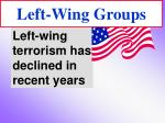 left wing groups28