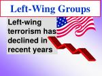 left wing groups29