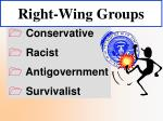 right wing groups35