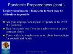 pandemic preparedness cont18