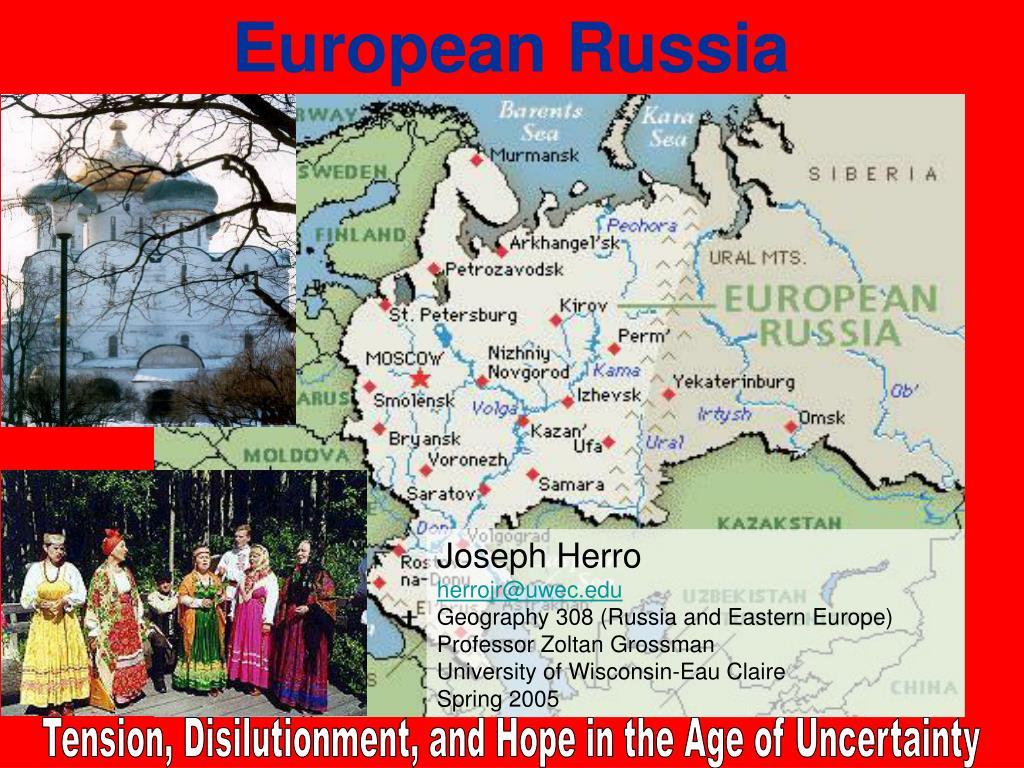 European Russia