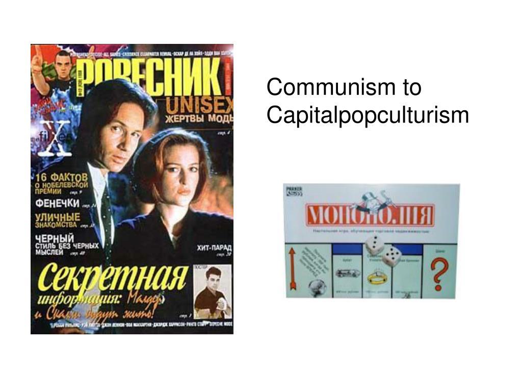 Communism to