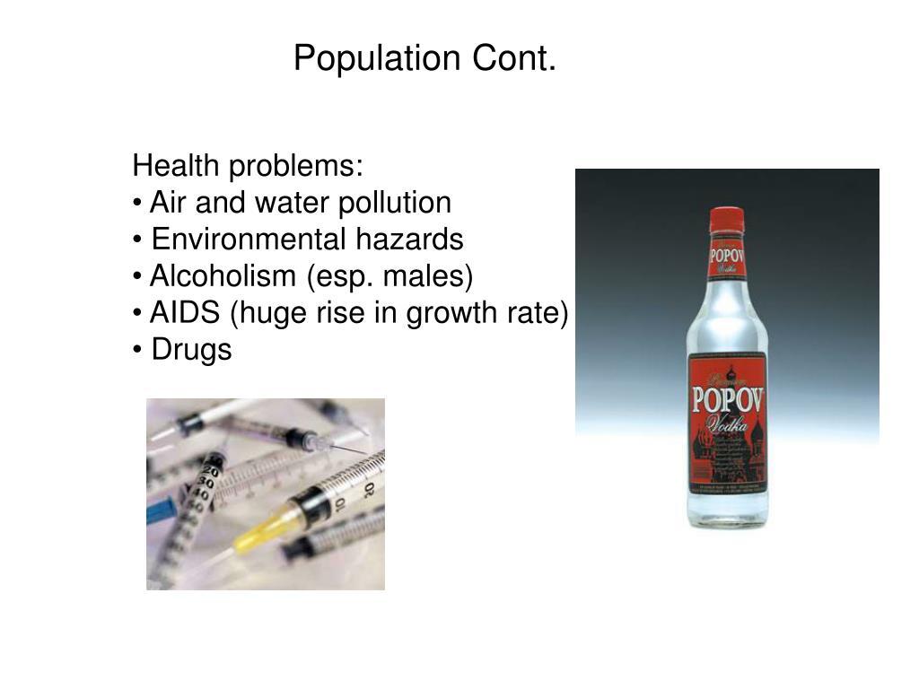 Population Cont.