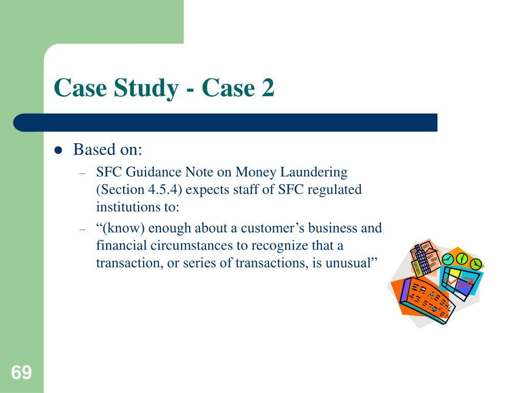 Case Study - Case 2