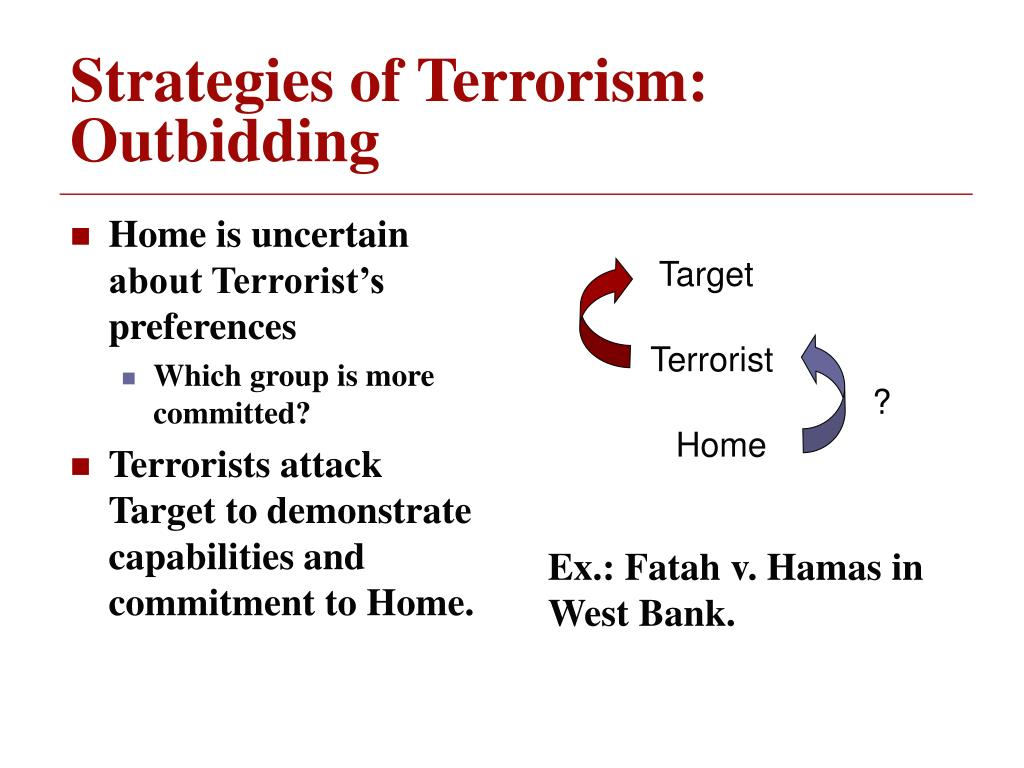 Home is uncertain about Terrorist's preferences