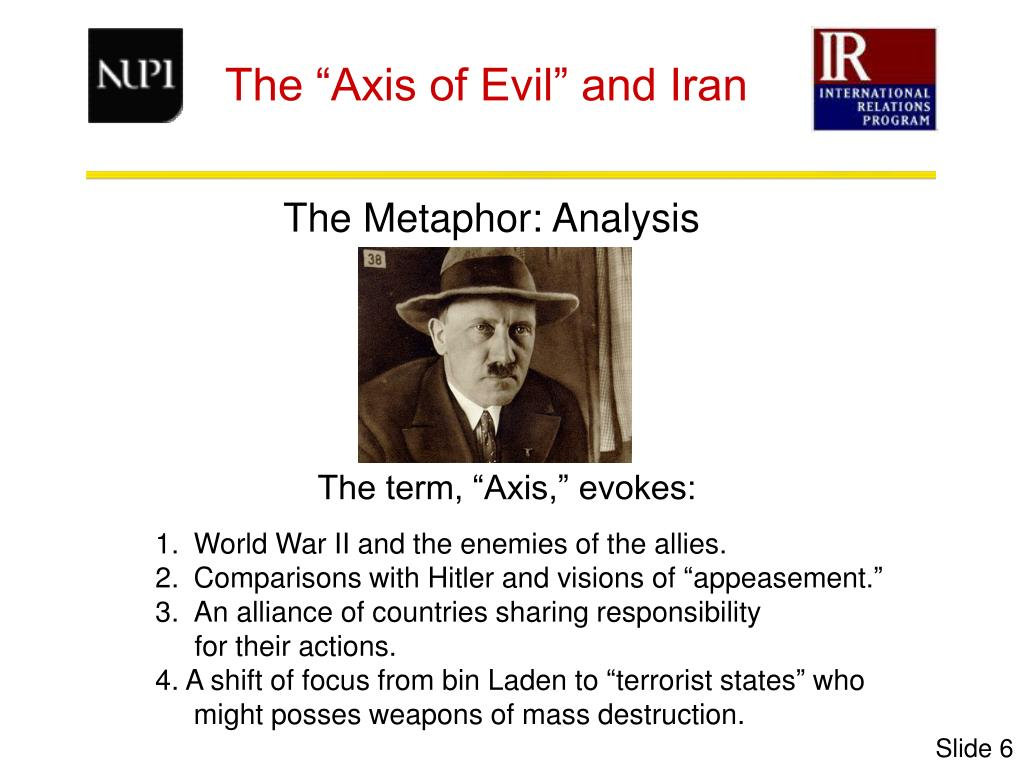 The Metaphor: Analysis