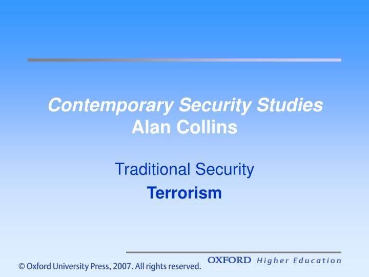 Contemporary security studies alan collins l.jpg