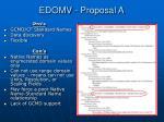 edomv proposal a1