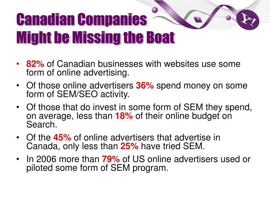 Canadian Companies