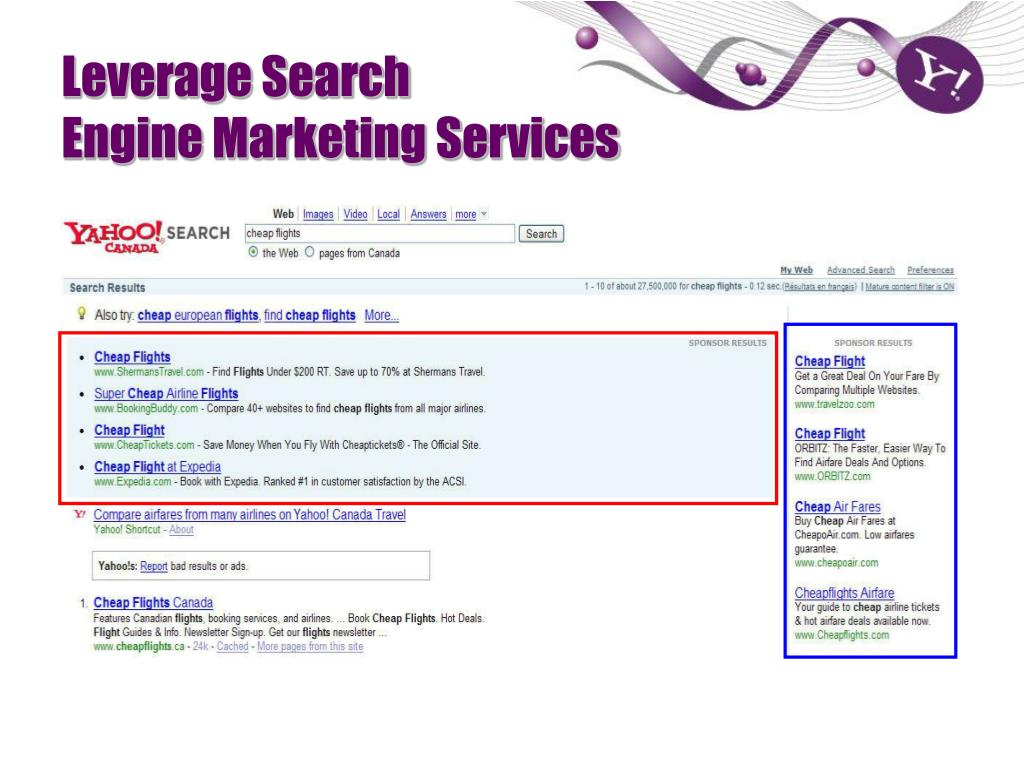 Leverage Search