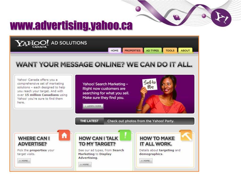 www.advertising.yahoo.ca