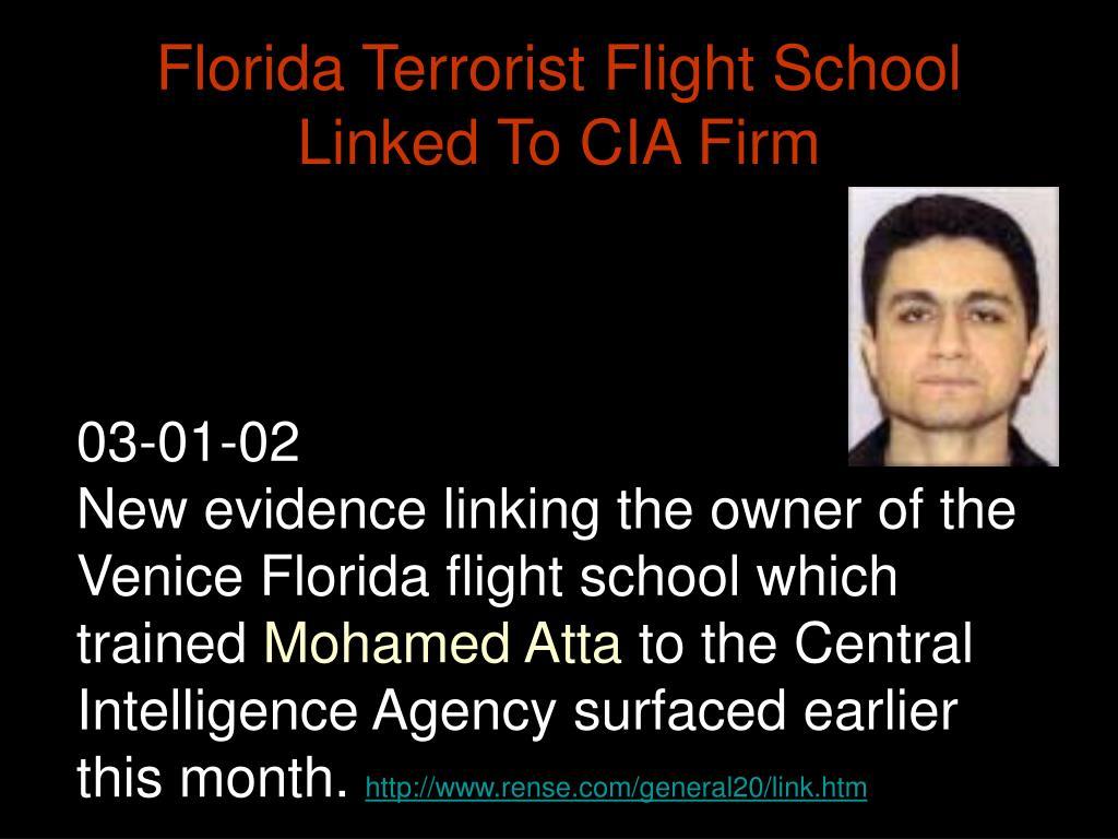 Florida Terrorist Flight School