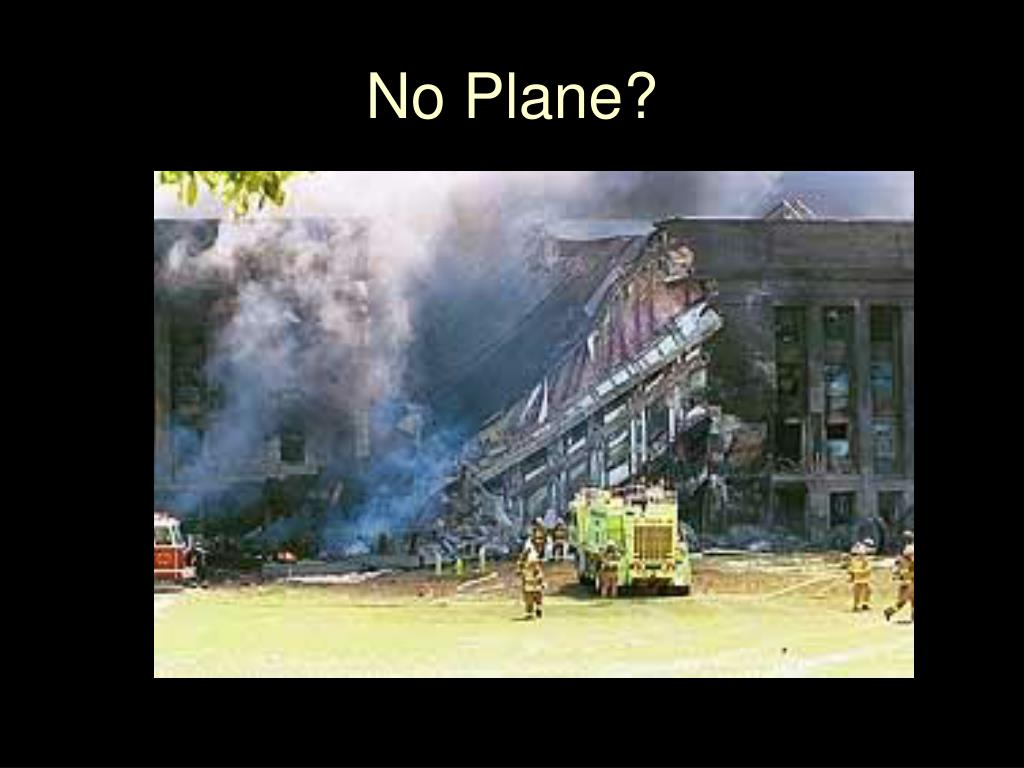 No Plane?