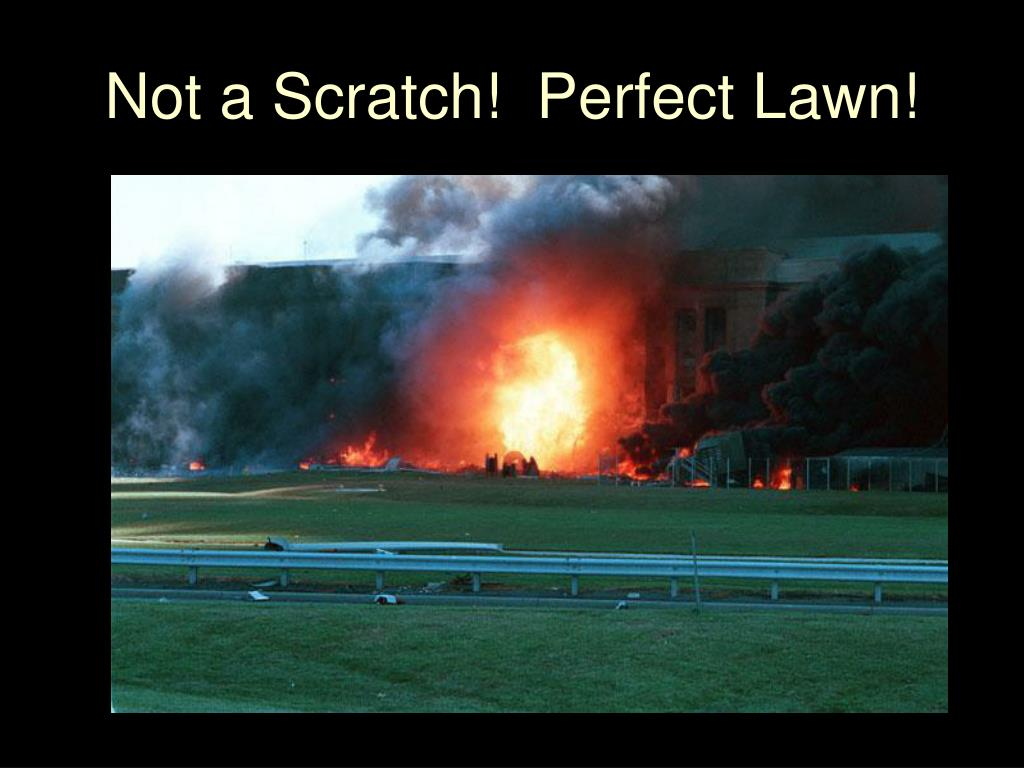 Not a Scratch!  Perfect Lawn!