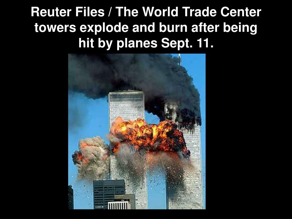 Reuter Files / The World Trade Center