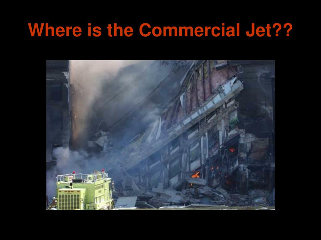 Where is the Commercial Jet??