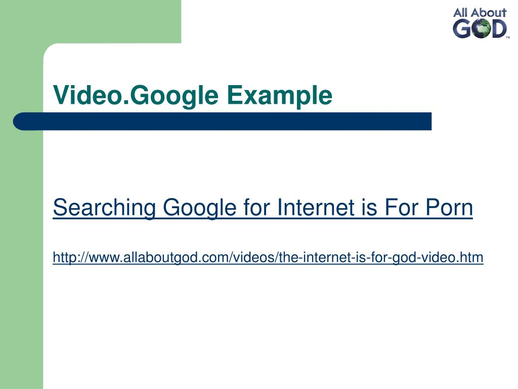 Video.Google Example