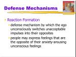 defense mechanisms2