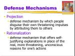 defense mechanisms3
