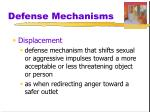 defense mechanisms4