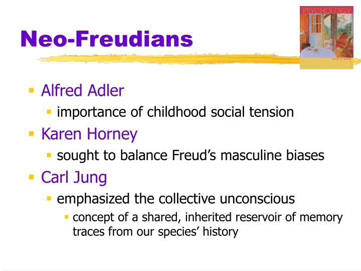 Neo-Freudians