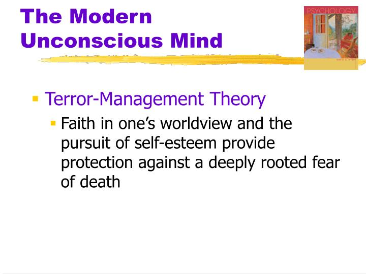 The Modern Unconscious Mind