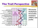 the trait perspective3