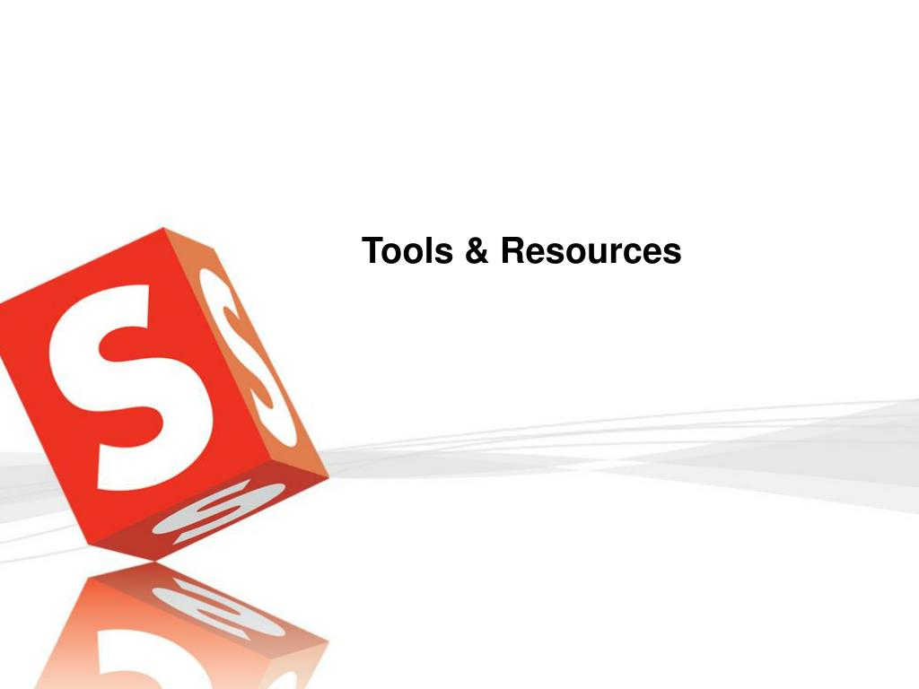 Tools & Resources
