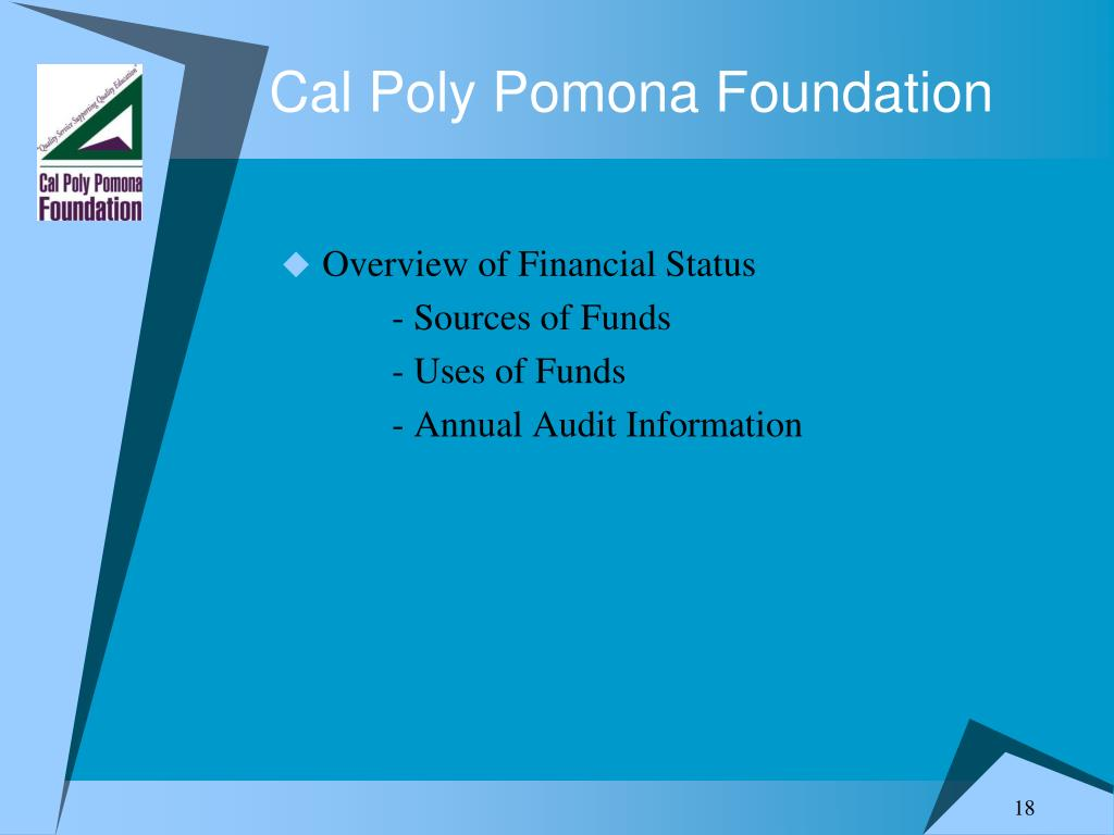 Cal Poly Pomona Foundation