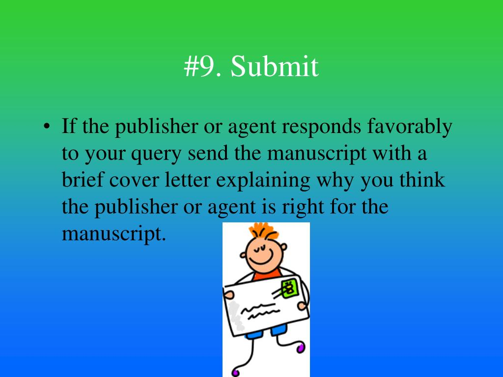 #9. Submit