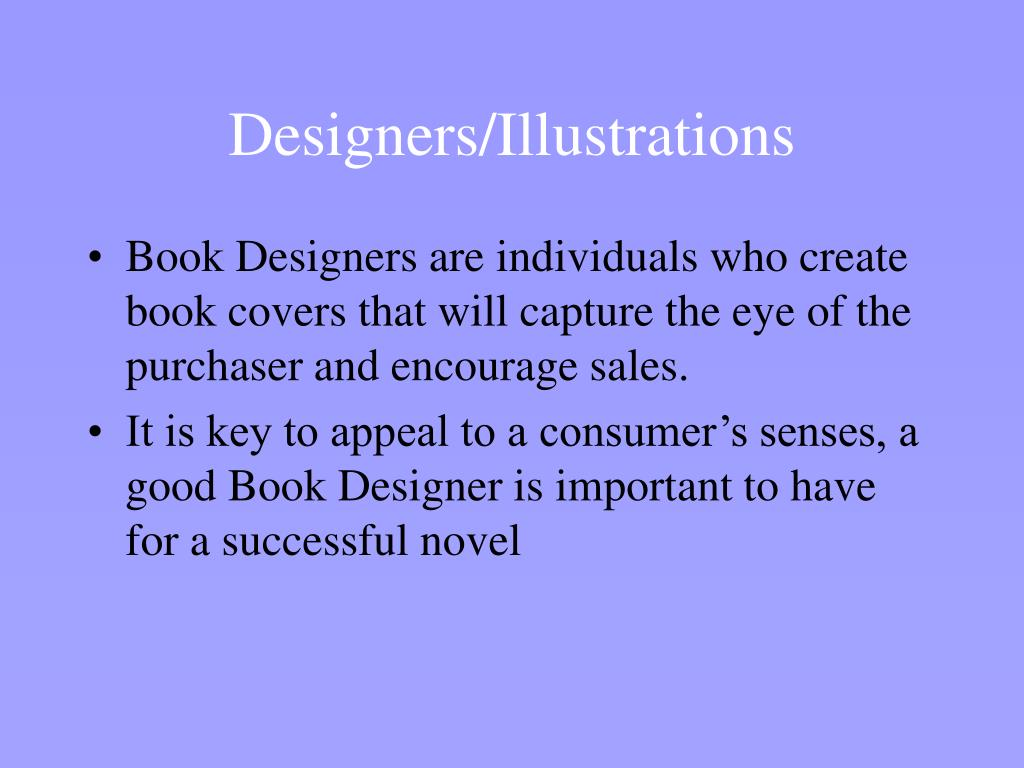 Designers/Illustrations