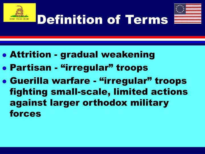 irregular combat definition