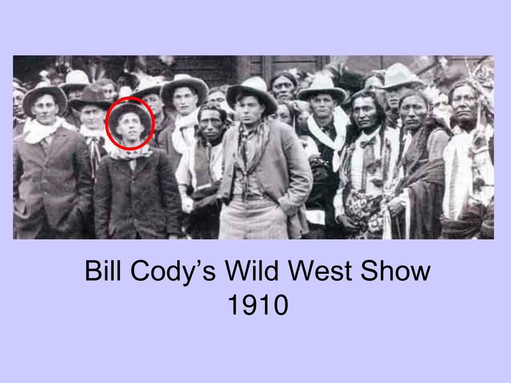 Bill Cody's Wild West Show