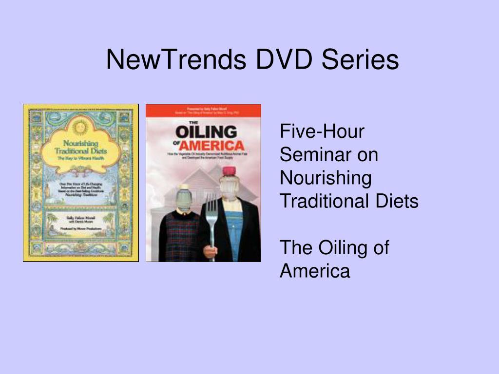 NewTrends DVD Series