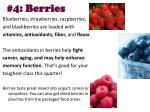 4 berries
