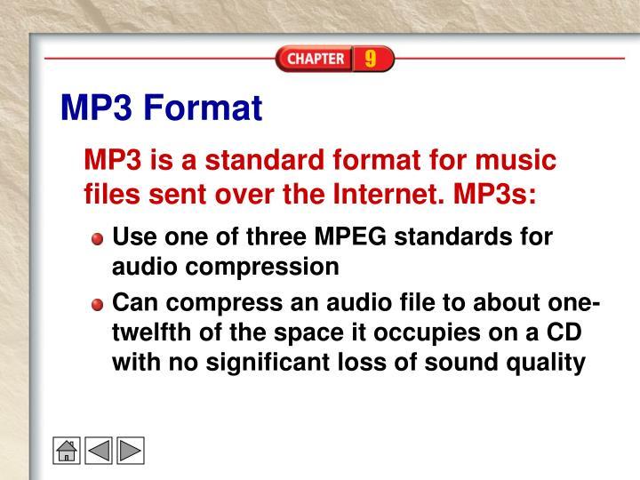 MP3 Format