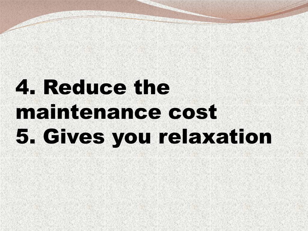 4. Reduce