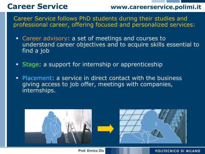 Career Service