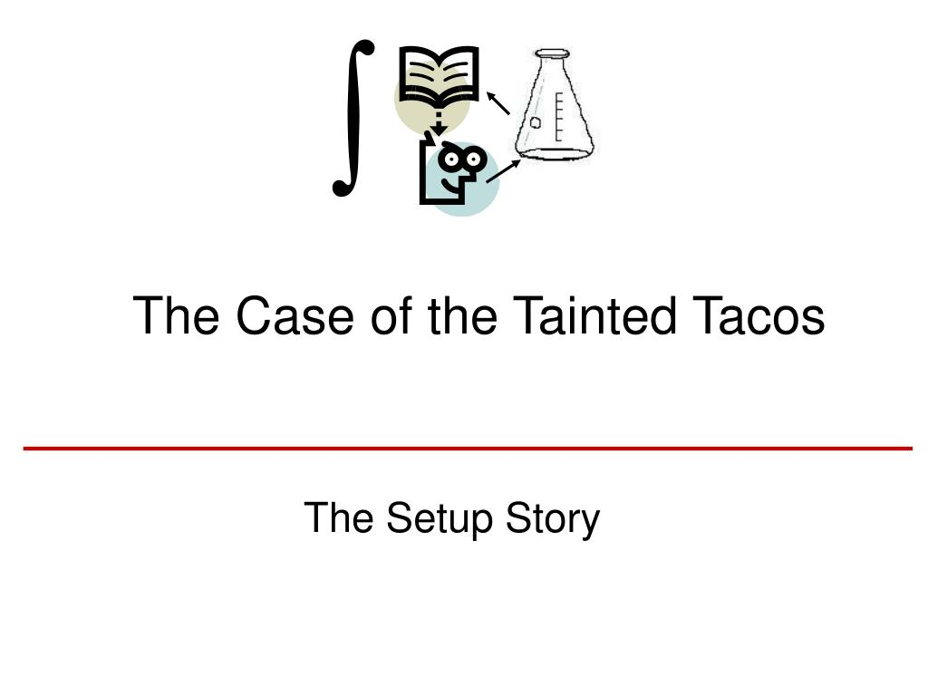 The Case of the Tainted Tacos
