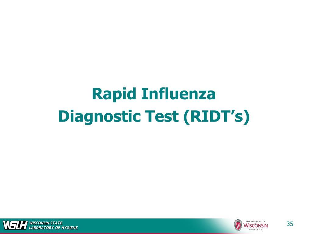 Rapid Influenza