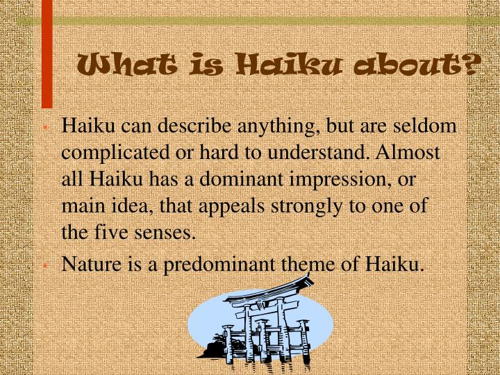 What is haiku about l.jpg