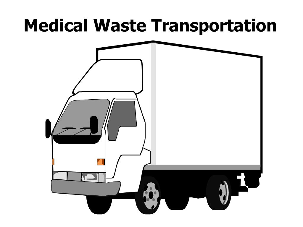 Medical Waste Transportation