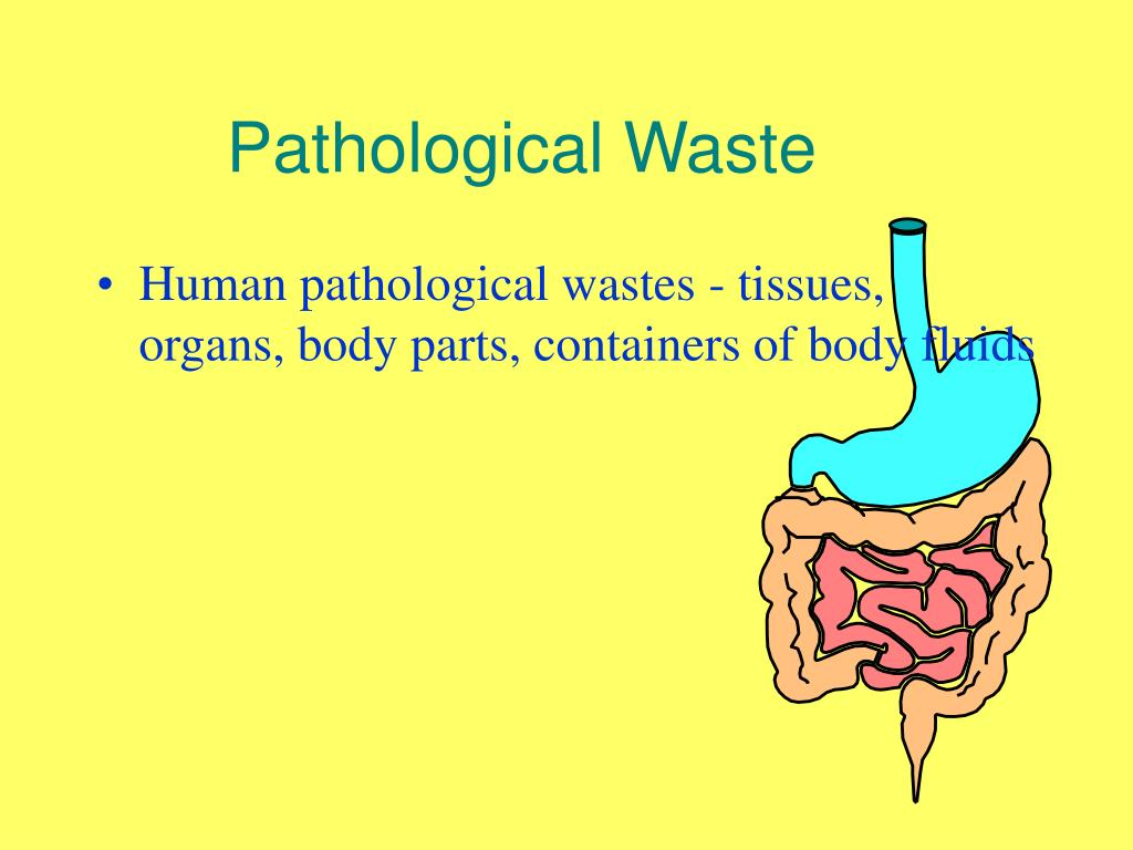 Pathological Waste