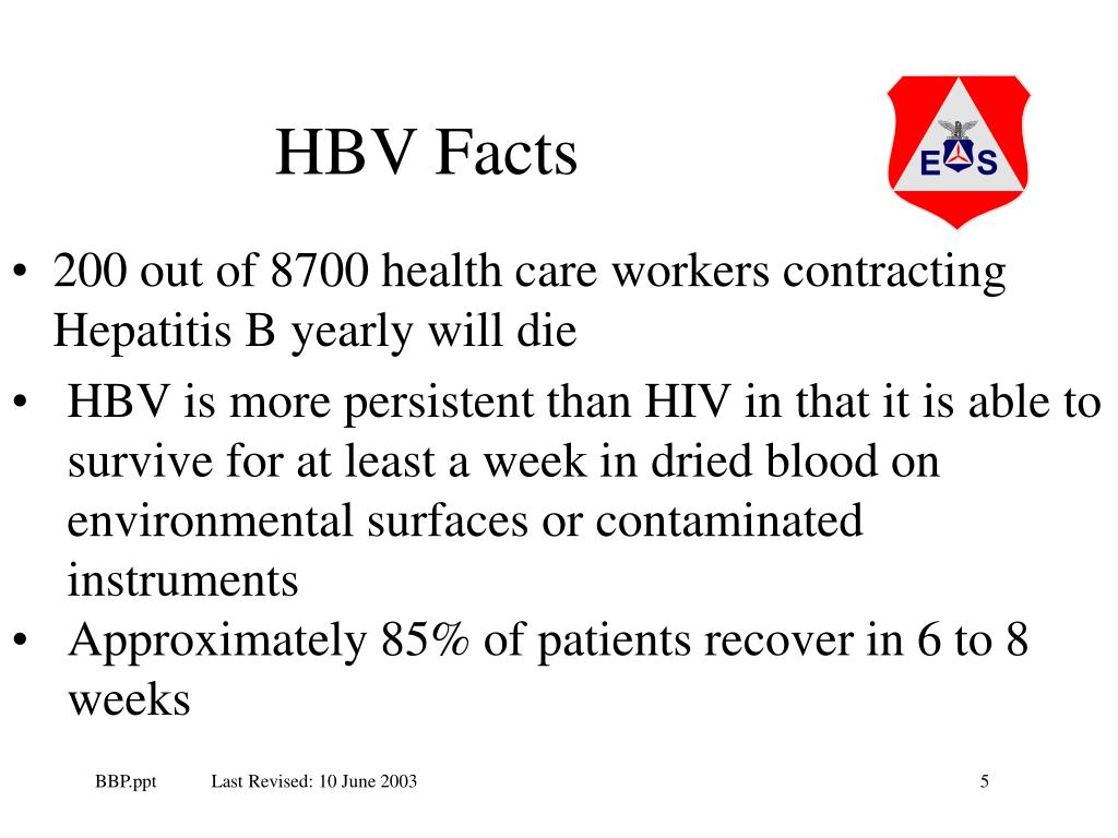 HBV Facts