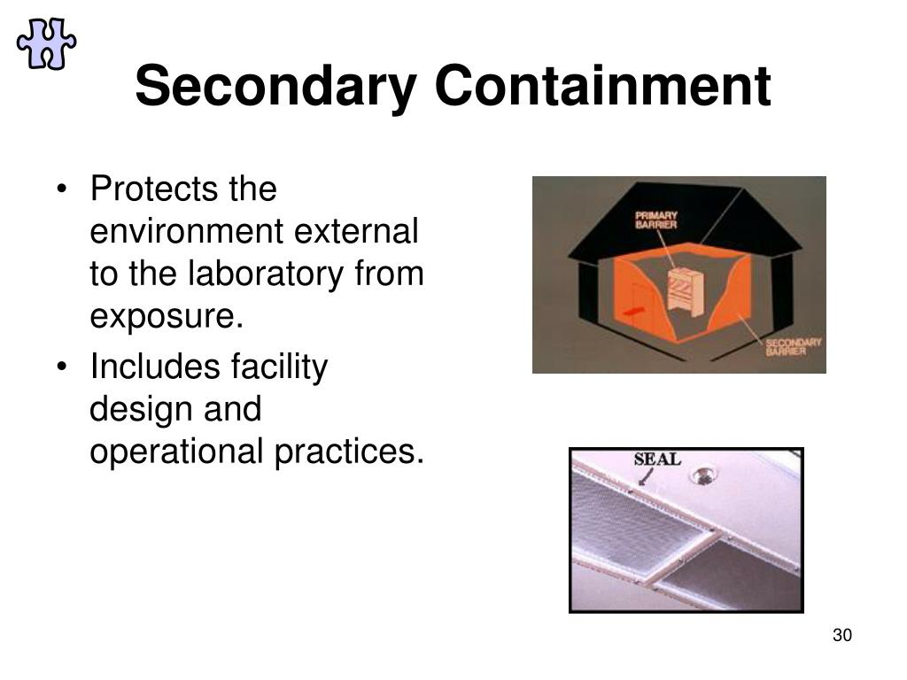 Secondary Containment