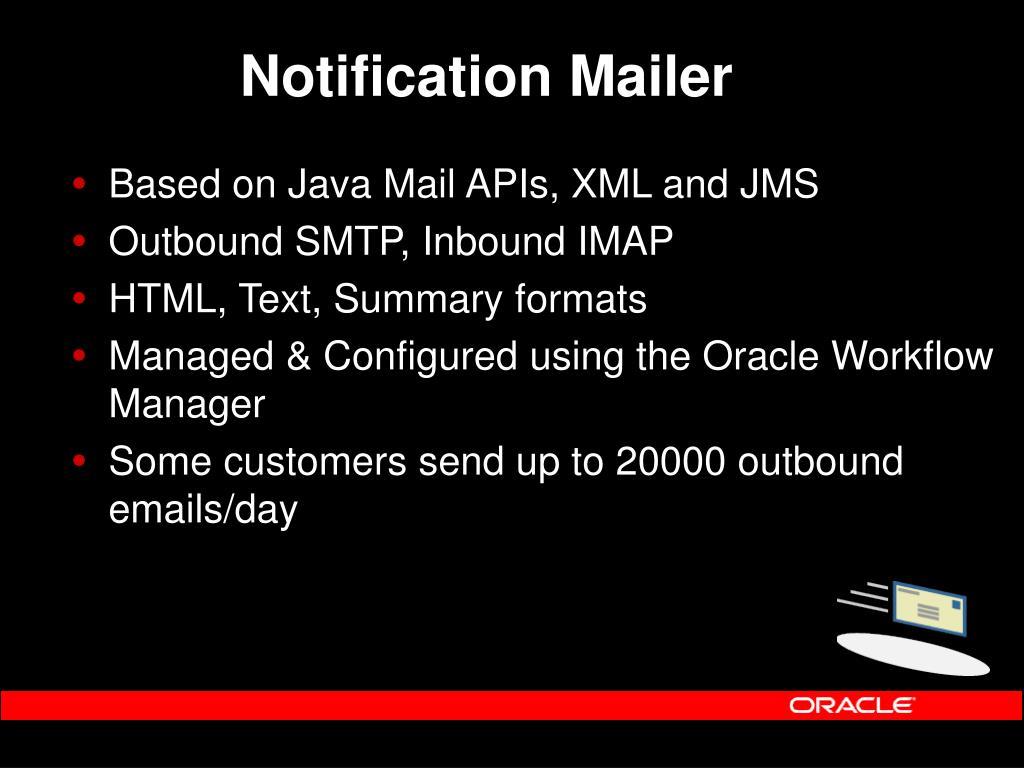 Notification Mailer